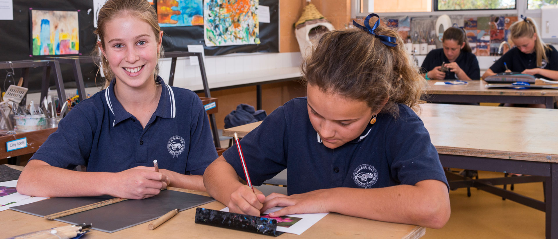 Kalbarri District High School launches new website
